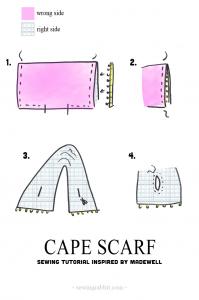 CAPE-SCARF-DIY
